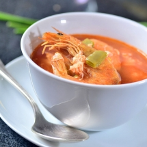 Receta de Nopales con camarón seco