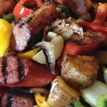 recetas de papas multicolor