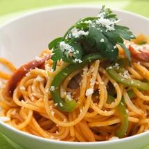Receta de Spaghetti a la napolitana