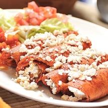 Recetas de enchiladas