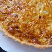 Receta de Tarta de cebolla