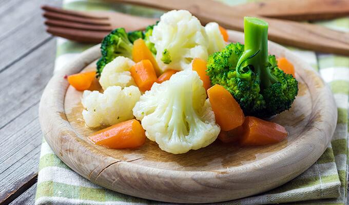 Quieres que tus verduras cocidas mantengan su color…