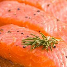 receta Salmon marinado al eneldo