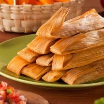 recetas de Tamales con verduras